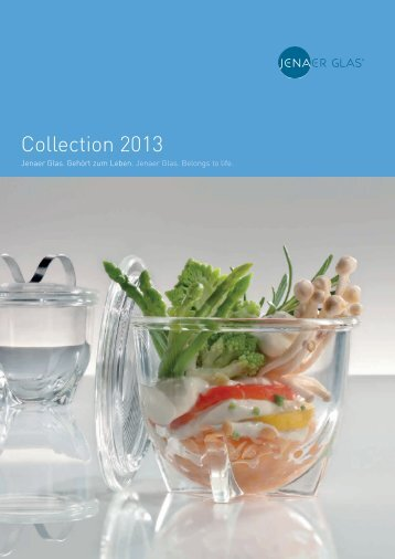 Collection 2013 - Zwiesel Kristallglas AG