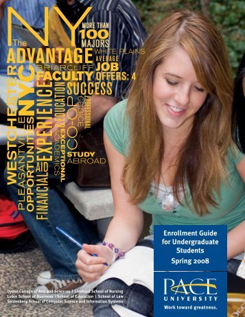 EXPERIENCE - Pace University