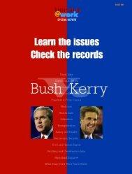 The Bush Record - PACE Local 7-232