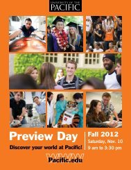 Download the Nov. 10, 2012 Preview Day Schedule