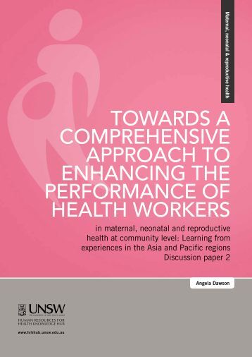 a comprehensive approach This brief on the comprehensive approach to health systems management  explains an mcsp-developed process in which subnational managers—typically  at.