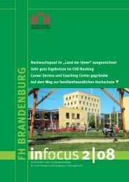 Land der Ideen - Fachhochschule Brandenburg