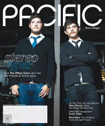 1109 November 2009.pdf - Pacific San Diego Magazine