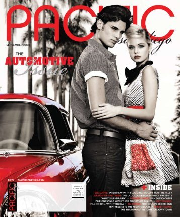 September 08 - Pacific San Diego Magazine