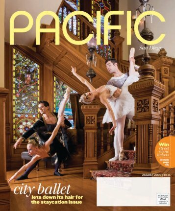0809 August 2009.pdf - Pacific San Diego Magazine