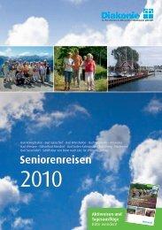 Unsere Reiseziele 2010 - bei der Diakonie im Kirchenkreis ...
