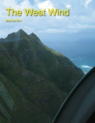 10 - 1 The West Wind - Pacific Soaring Council