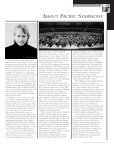Summer Festival 2 - Cirque de la Symphonie - Pacific Symphony - Page 7