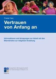 Vertrauen von Anfang an - Evangelische Aktionsgemeinschaft für ...