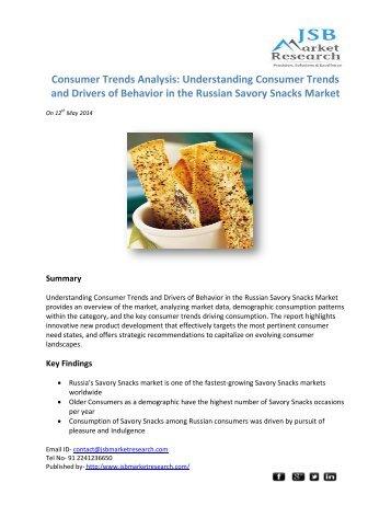 Consumer trends analysis understanding consumer trends