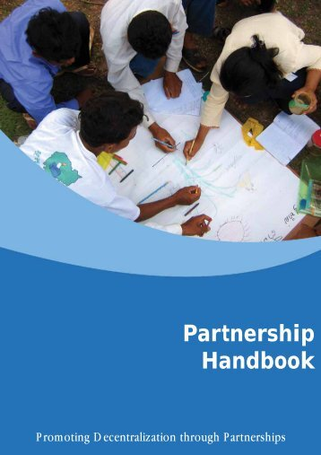 Partnership Handbook - Pact Cambodia
