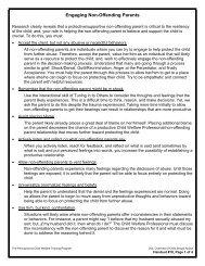 Engaging Non-Offending Parents - Pennsylvania Child Welfare ...