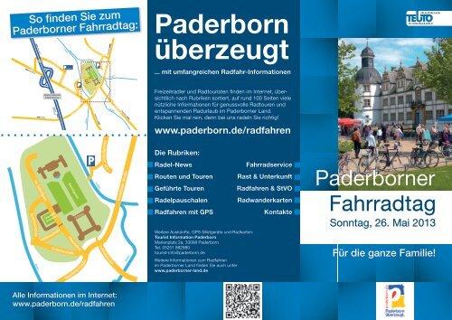 Informations-Faltblatt zum Paderborner ... - Stadt Paderborn