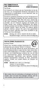 VHS Altenbeken - Stadt Paderborn - Seite 6