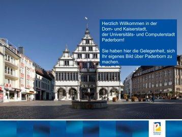 Paderborn auf einen Klick - Stadt Paderborn