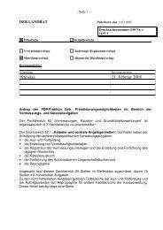 Drucksache 14-97/1 - Paderborner Land