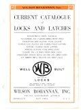 1922 - Wilson Bohannan Padlocks - Page 7