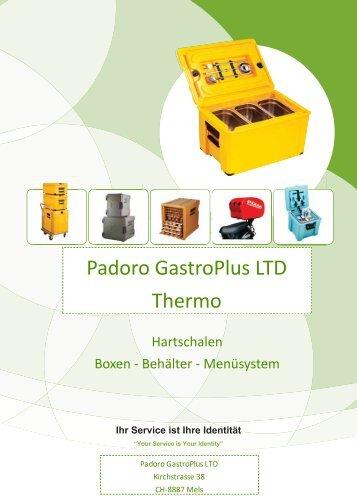 GN 1/1 - Padoro GastroPlus LTD