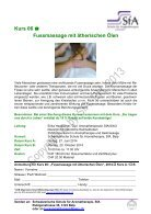 Kurs 01 Praxistag Aromamassage - Seite 6