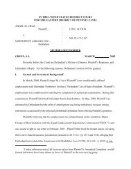 1 Unless otherwise noted, all facts are taken from Plaintiff's ...