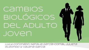 Cambios Biológicos del Adulto Joven
