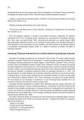 The concept of landscape character. Between natural and cultural ... - Page 2