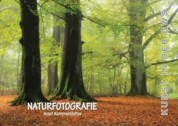 Naturfotografie - Vernissage in der GWS am 22. Mai