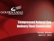 Presentation Golden Eagle CNG 03-21-2012