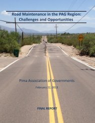 PAG Maintenence Final Draft Report-2-22-2013 - Pima Association ...