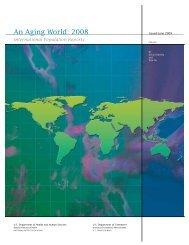 An Aging World: 2008 - AICPA