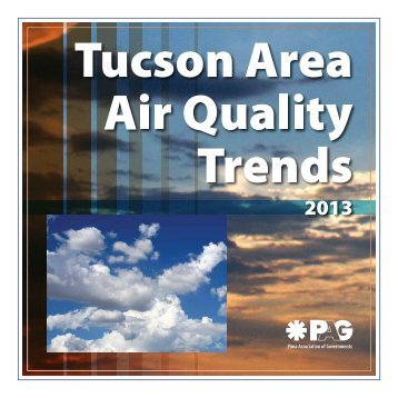 Pima County air quality - Pima Association of Governments