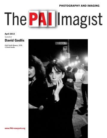 David Godlis - Pai-newyork.org