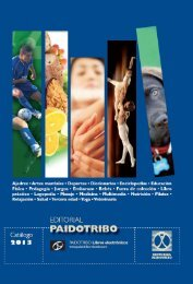 Catálogo general (baja resolución) - Editorial Paidotribo