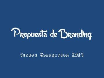 Propuesta de Branding