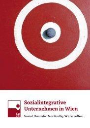 Sozialintegrative Unternehmen in Wien