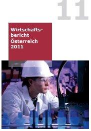Wirtschaftsbericht Österreich 2011 - Bundesministerium für ...