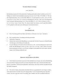 Tierschutz-Hundeverordnung - (PAKT) e.V.