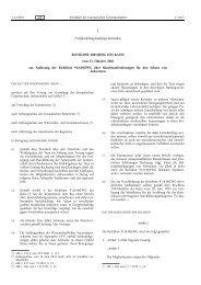 Amtsblatt L 316, 01/12/2001, S. 1 - Politischer Arbeitskreis für ...