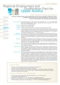 Territorial Employment Pacts in Austria 2003 - Page 6