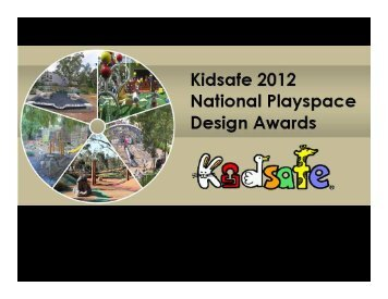 Click here to view the winning entries - Kidsafe NSW