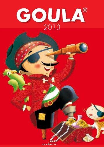 ITA-POR COVER 2013 - Kika Toys