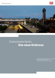 das neue Ostkreuz - Deutsche Bahn  AG