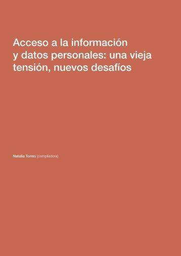 Acceso a la información y datos personales - Universidad de Palermo