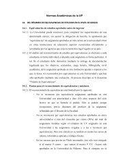 Normas relativas a Equivalencias - Universidad de Palermo