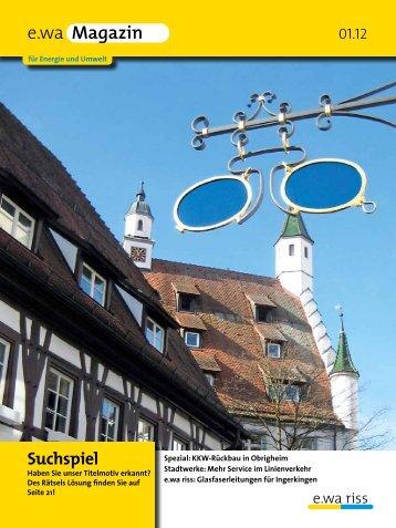 Erdgas im Haus Auszeichnung: e.wa riss erneut Top-Lokalversorger ...
