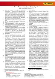MBB - Allgemeine Einkaufsbedingungen 2013 englisch - Palfinger