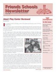December 2008 - Ramallah Friends Schools