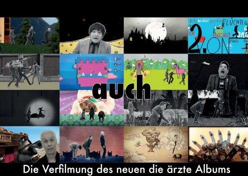 Auch - die Verfilmung des die ärzte Albums -  Die Kunstagentin