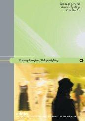 Halogen lighting - Palissy Galvani