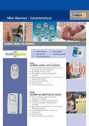Mini Alarmes - Palissy Galvani